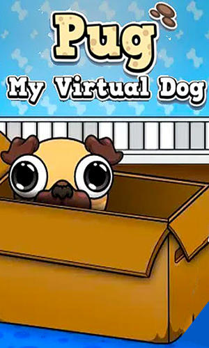 Pug: My virtual pet dog capture d'écran 1