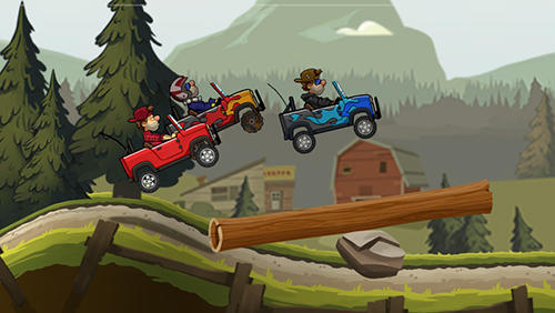 Arcade Hill climb racing 2 for smartphone