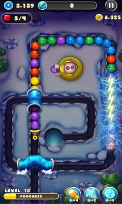 Marble Blast Saga Screenshot