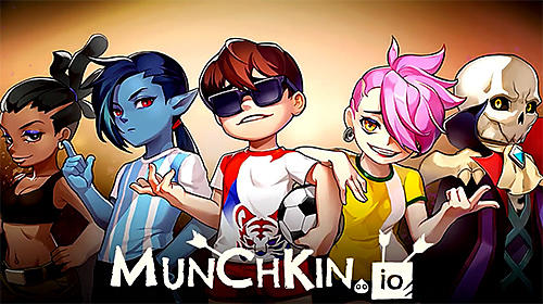 Munchkin.io: Battle royal captura de pantalla 1