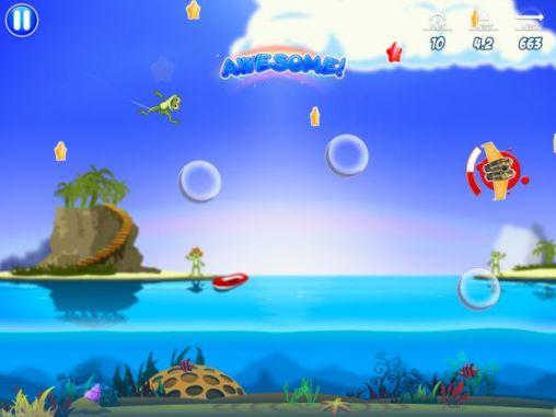 Froggy splash 2 capture d'écran