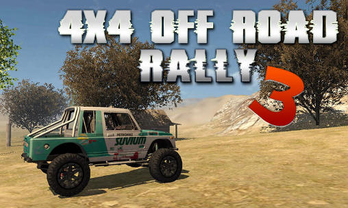 4x4 off-road rally 3 іконка