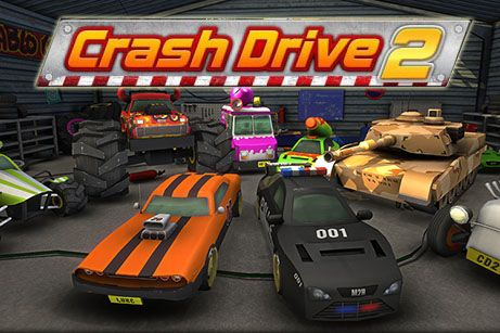 Crash drive 2 Screenshot