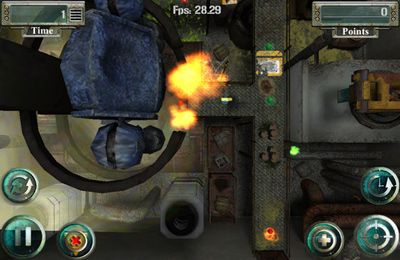 Escape From Cyborgia for iPhone