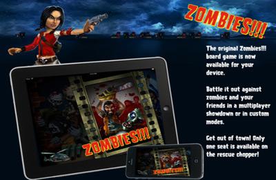 logo Zombies !!!