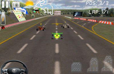Autodrom 2 - Fahr und Jage - Bestes 3D Buggy Rennspielspiel auf Deutsch