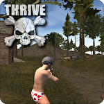 ThriveX survival: Battlegrounds royale icon