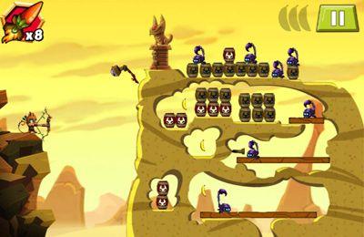 Arcade-Spiele: Lade Affe des Donners auf dein Handy herunter