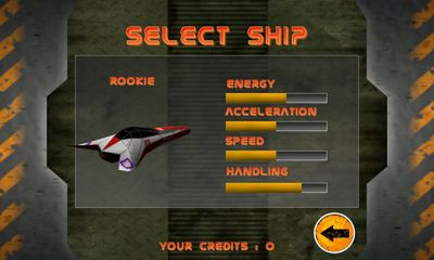 Rennspiele LevitOn Racers HD für das Smartphone