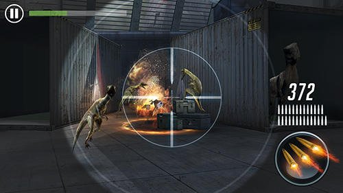 Jurassic missions: Free offline shooting games Screenshot