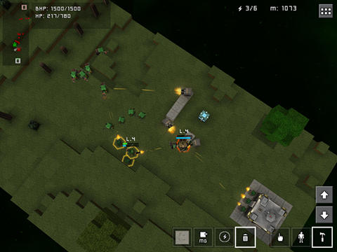 Block fortress: War pour Android