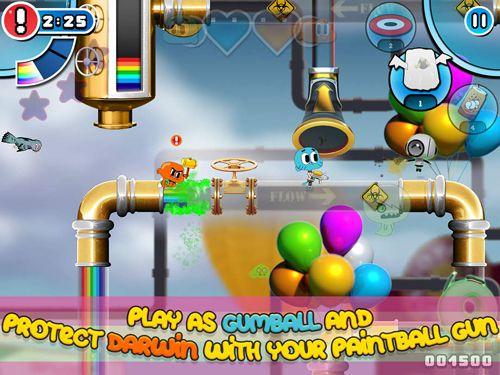 Gumball: Alboroto del arco iris