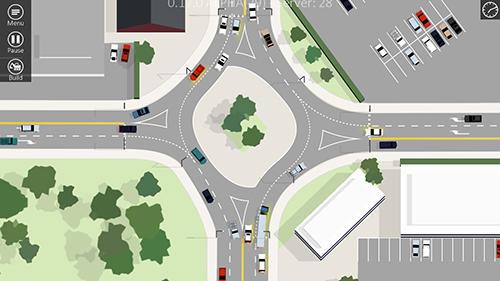 Traffic lanes 3 für Android
