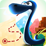 Strange snake game: Puzzle solving icon