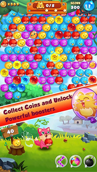 Bubbles Bubble сat: Rescue in English