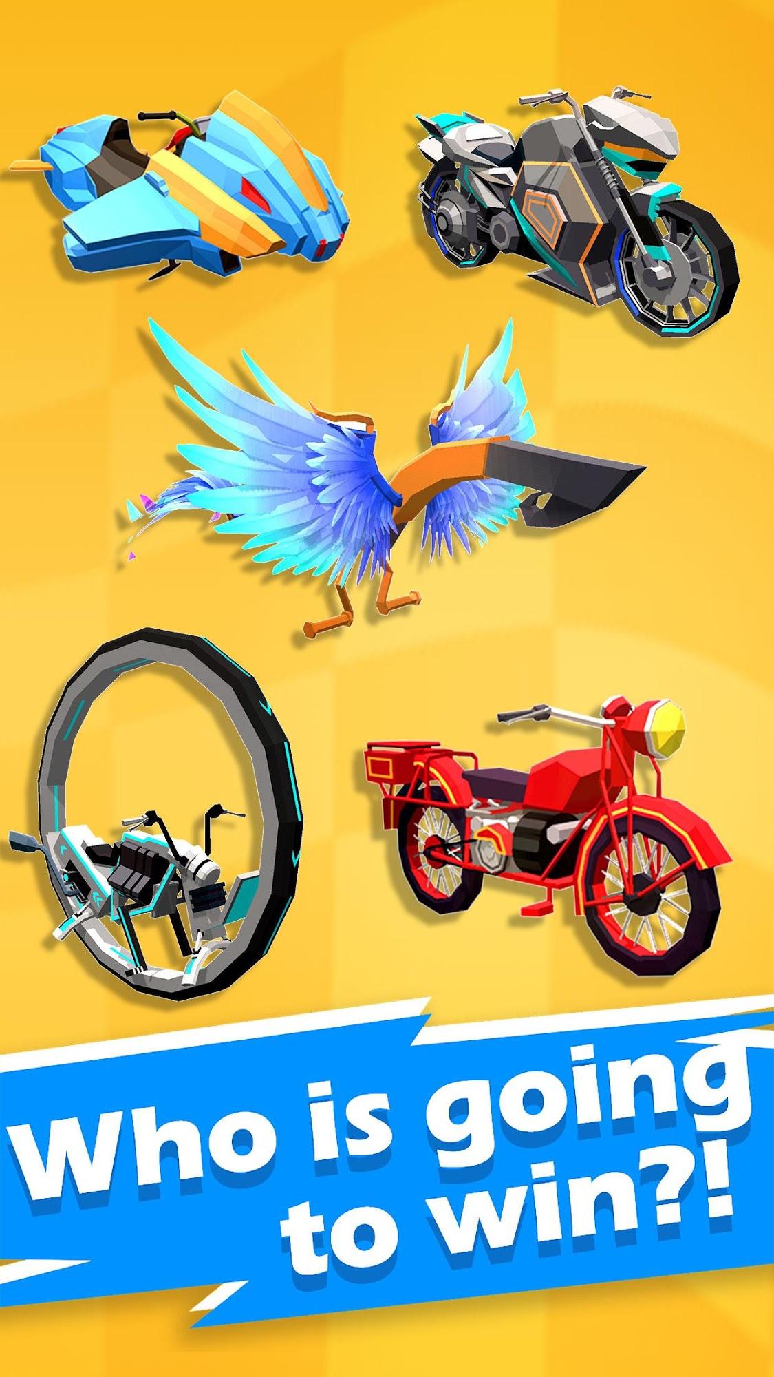 Racing Smash 3D スクリーンショット1