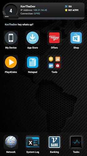 vHackOS: Mobile hacking game скриншот 1