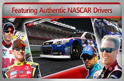 NASCAR: A Linha Vermelha para iPhone