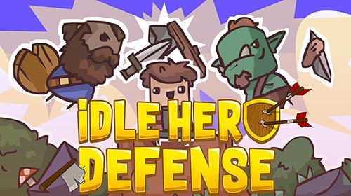 Idle hero defense: Fantasy defensecapturas de pantalla