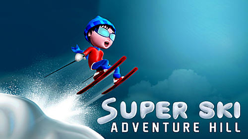 Super ski: Adventure hill screenshot 1