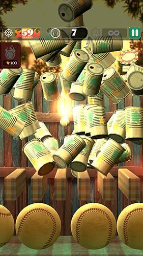 iPhone用ゲーム ヒット・アンド・ノックダウン のスクリーンショット