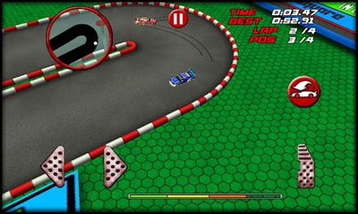 RC Mini Racing pour Android