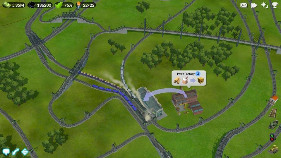 DeckEleven's Railroads 2 pour Android