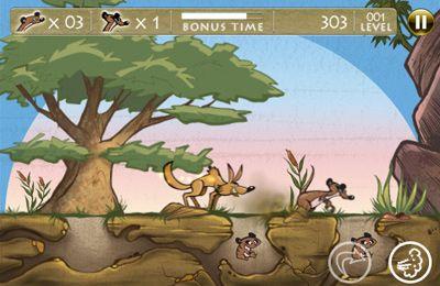 Die Erdmännchen-Freunde für iPhone