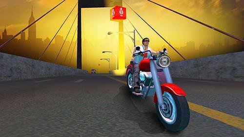 Action San Andreas crime simulator game 2017 für das Smartphone