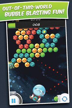 Arcade-Spiele: Lade Blasen-Galaxy mit Freunden auf dein Handy herunter