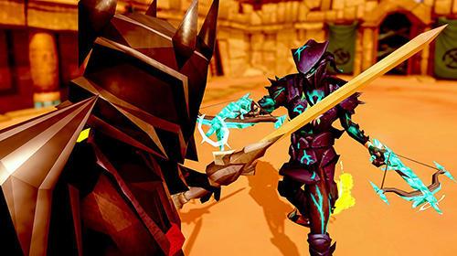RPG-Spiele Runescape für das Smartphone