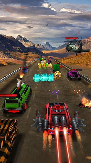 Death road 2 für Android