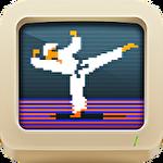 Karateka Classic Symbol