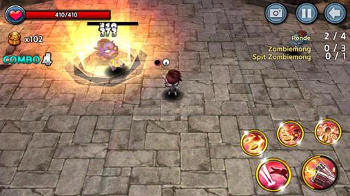 RPG Demong hunter 2 für das Smartphone