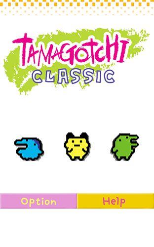 Tamagotchi classic screenshots