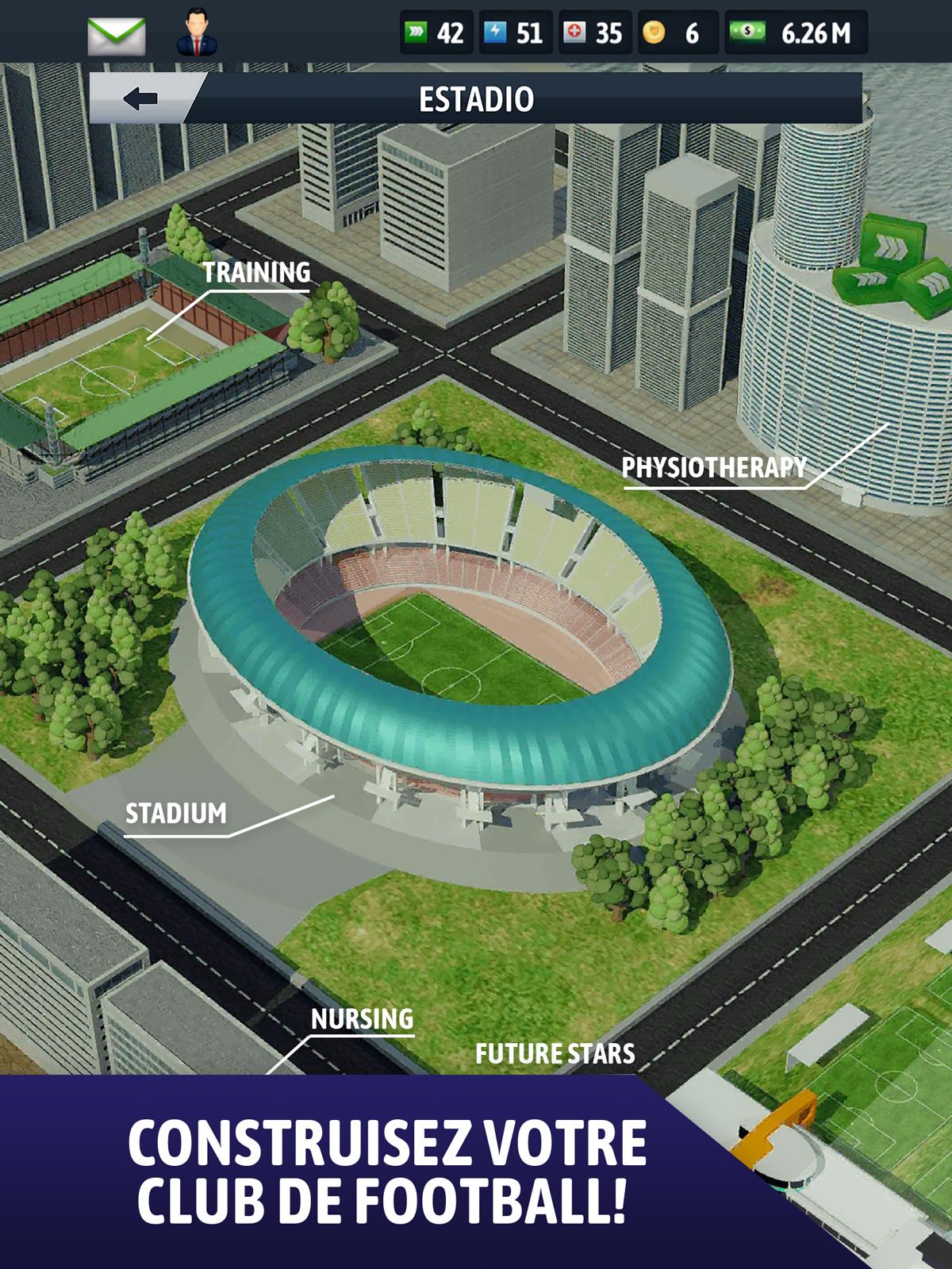 BeSoccer Fantasy Football Manager capture d'écran 1
