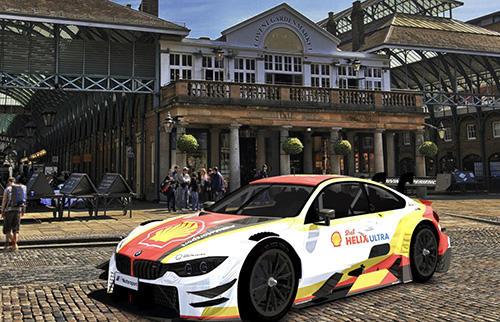 Rennspiele Shell racers für das Smartphone
