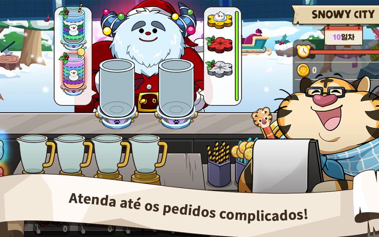 Zoo's Truck: Food Truck Tycoon para Android