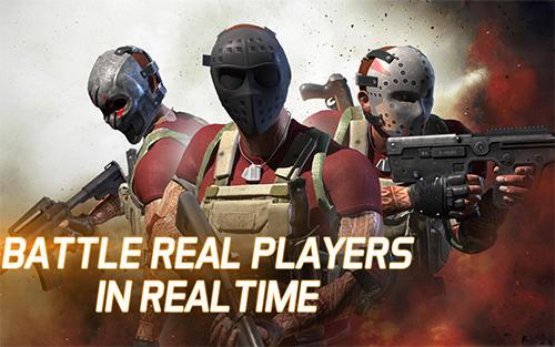 Action Maskgun: Multiplayer FPS für das Smartphone