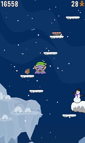 Arcade Moy: Christmas special für das Smartphone