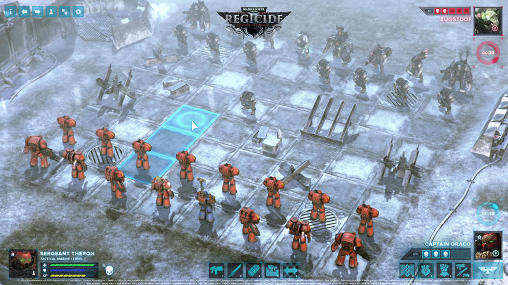 Warhammer 40000: Regicide for Android