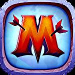 Might and mayhem Symbol