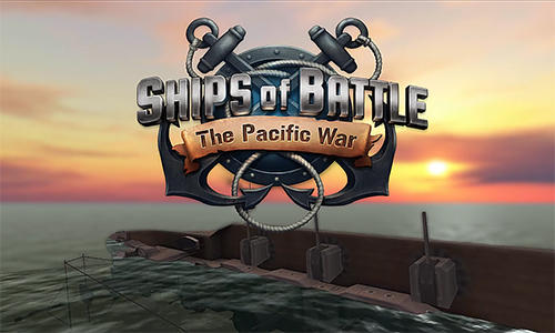 Ships of battle: The Pacific war Screenshot
