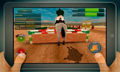 Jumping Horses Champions para Android