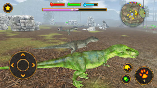 Clan of T-Rex pour Android