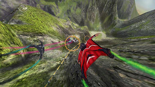 Wingsuit flying für Android