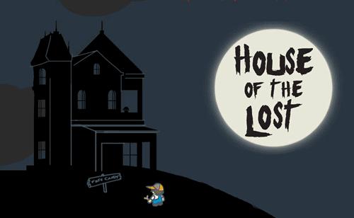 logo Haus der Verlorenen