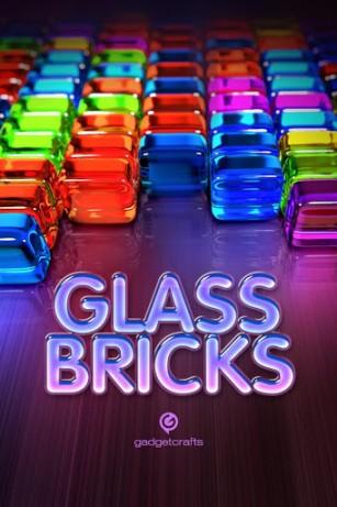 Glass brickscapturas de pantalla