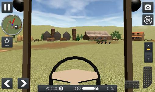 农业 Farmer sim 2015英语