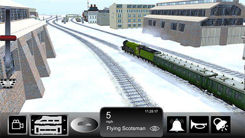 Train sim builder for Android